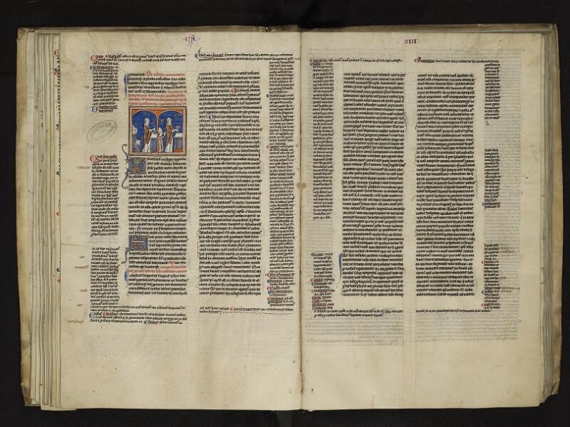 ARRAS, Bibliothèque municipale, 0046 (0843), f. 076v - 077r