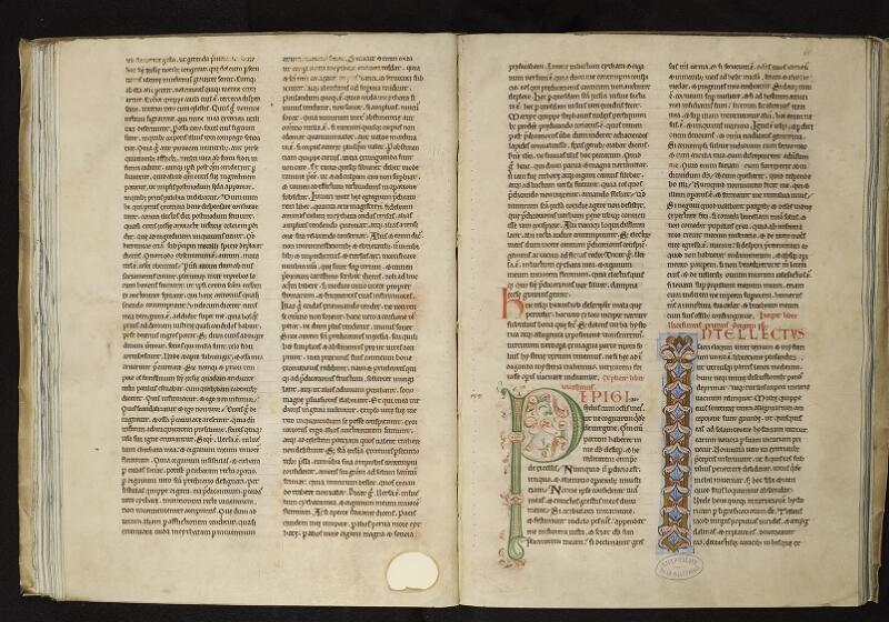 ARRAS, Bibliothèque municipale, 0047 (0010), vol. 2, f. 044v - 045r