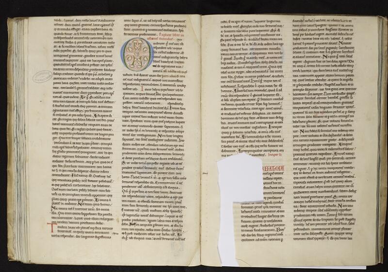 ARRAS, Bibliothèque municipale, 0047 (0010), vol. 2, f. 051v - 052r