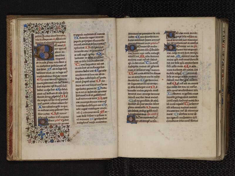 ARRAS, Bibliothèque municipale, 0393 (0550), f. 007v - 008r