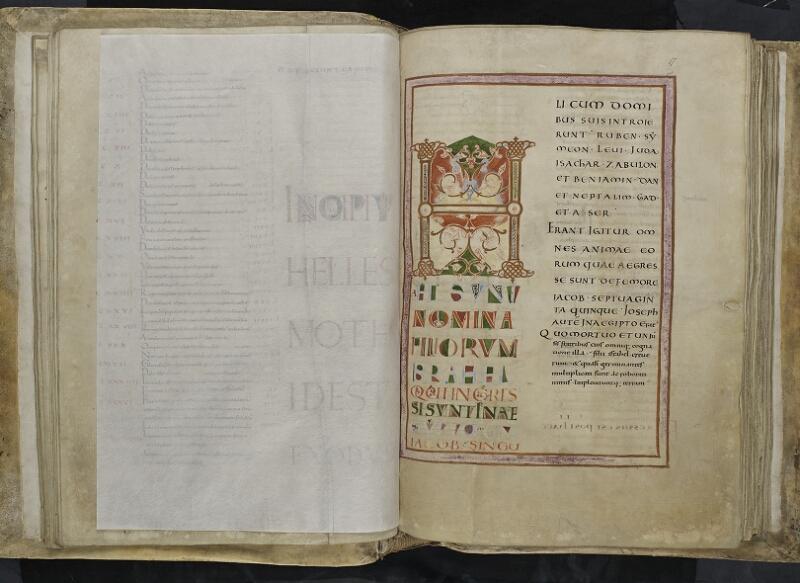 ARRAS, Bibliothèque municipale, 0435 (0559), vol. 1, feuille de soie - 017r