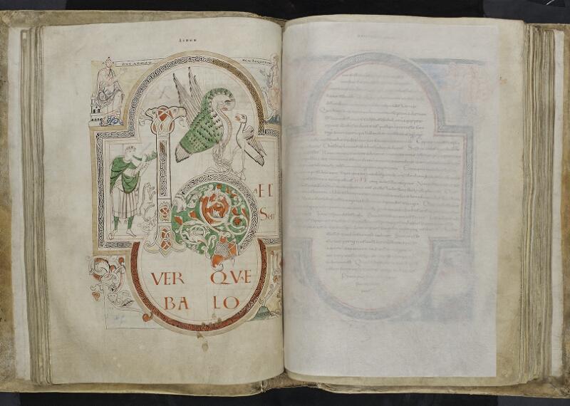ARRAS, Bibliothèque municipale, 0435 (0559), vol. 1, f. 053v - feuille de soie