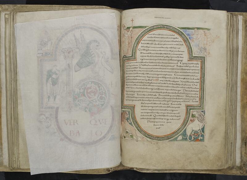 ARRAS, Bibliothèque municipale, 0435 (0559), vol. 1, feuille de soie - 054r