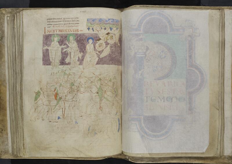 ARRAS, Bibliothèque municipale, 0435 (0559), vol. 1, f. 144v - feuille de soie