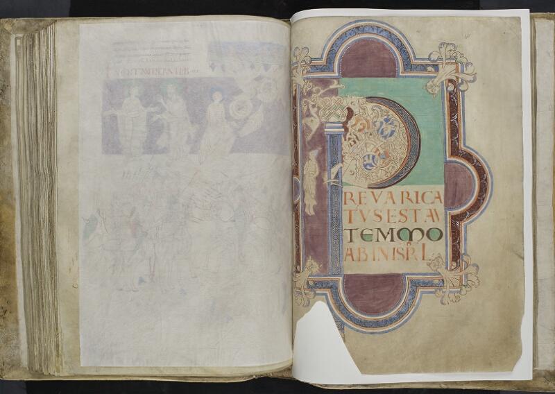ARRAS, Bibliothèque municipale, 0435 (0559), vol. 1, feuille de soie - 145r