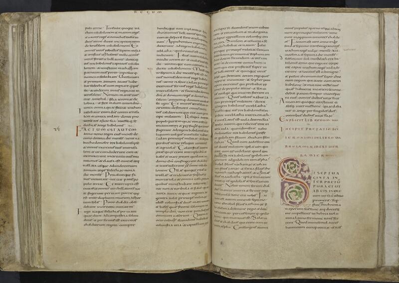 ARRAS, Bibliothèque municipale, 0435 (0559), vol. 1, f. 156v - 157r