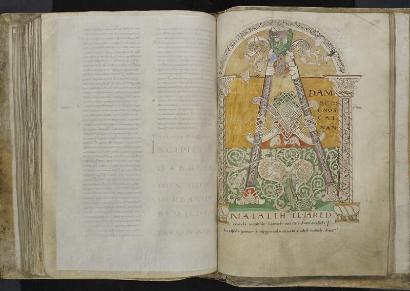 ARRAS, Bibliothèque municipale, 0435 (0559), vol. 1, feuille de soie - 158r