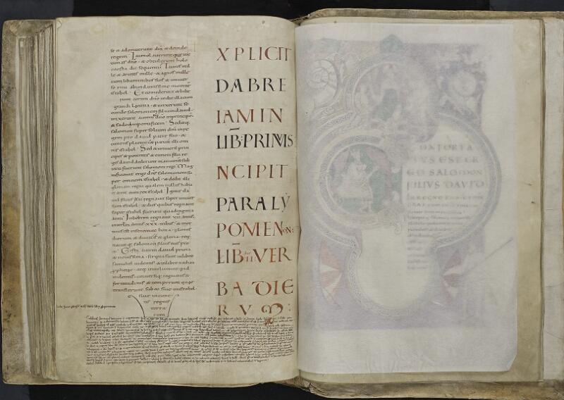ARRAS, Bibliothèque municipale, 0435 (0559), vol. 1, f. 169v - feuille de soie