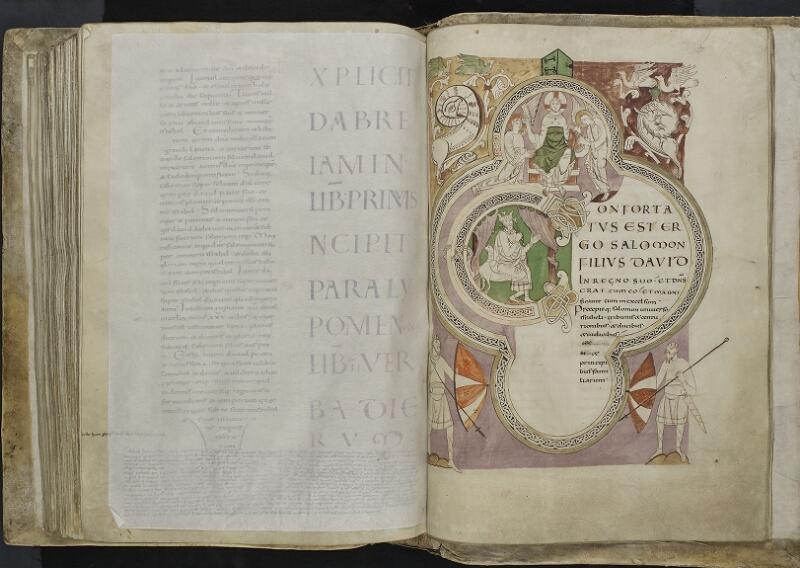 ARRAS, Bibliothèque municipale, 0435 (0559), vol. 1, feuille de soie - 170r