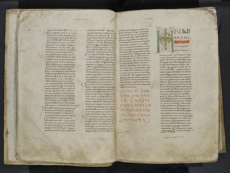ARRAS, Bibliothèque municipale, 0435 (0559), vol. 2, f. 012v - 013r