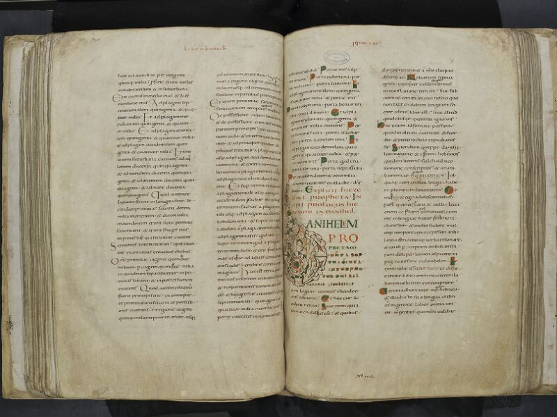 ARRAS, Bibliothèque municipale, 0435 (0559), vol. 2, f. 074v - 075r