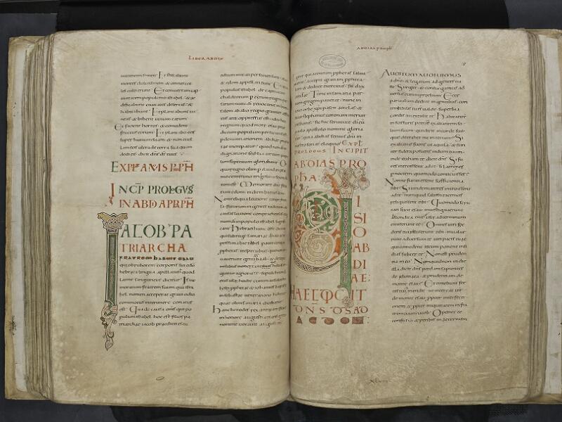 ARRAS, Bibliothèque municipale, 0435 (0559), vol. 2, f. 100v - 101r