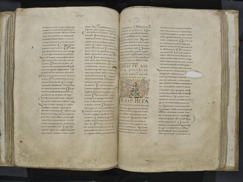 ARRAS, Bibliothèque municipale, 0435 (0559), vol. 2, f. 105v - 106r