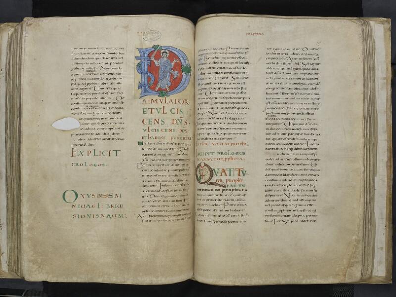 ARRAS, Bibliothèque municipale, 0435 (0559), vol. 2, f. 106v - 107r
