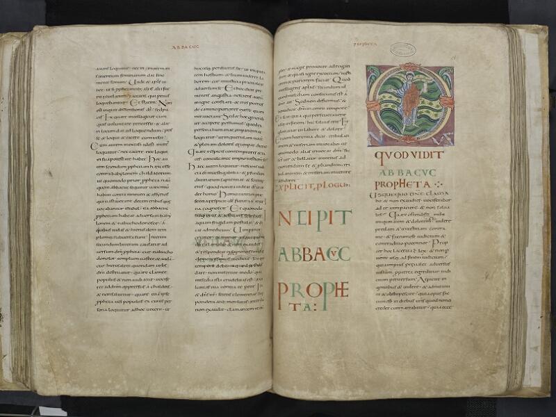 ARRAS, Bibliothèque municipale, 0435 (0559), vol. 2, f. 107v - 108r