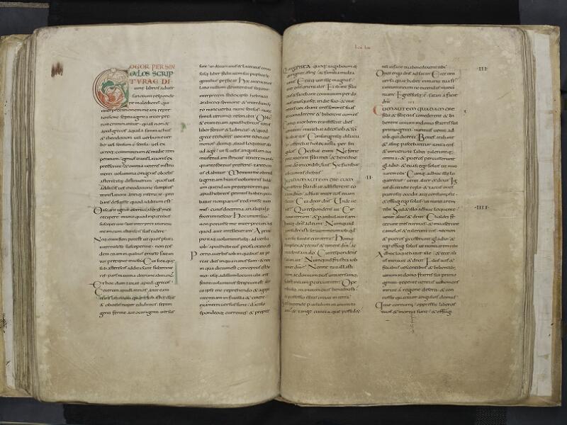 ARRAS, Bibliothèque municipale, 0435 (0559), vol. 2, f. 120v - 122r (pas de folio 121)