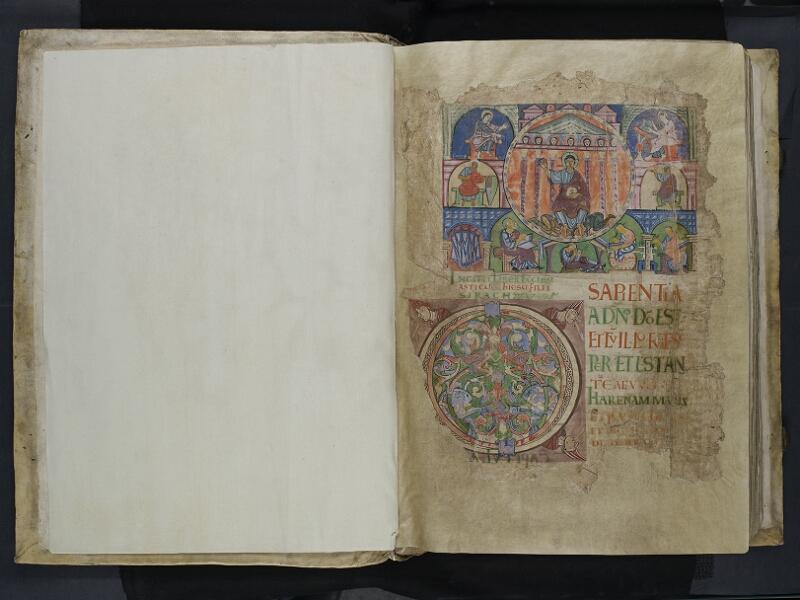ARRAS, Bibliothèque municipale, 0435 (0559), vol. 3, garde verso - 001r