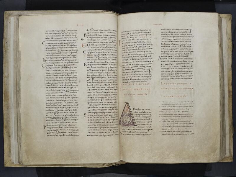 ARRAS, Bibliothèque municipale, 0435 (0559), vol. 3, f. 021v - 022r