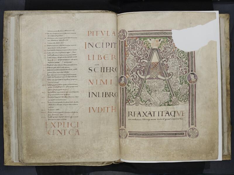 ARRAS, Bibliothèque municipale, 0435 (0559), vol. 3, f. 022v - 023r
