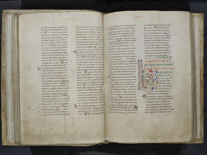 ARRAS, Bibliothèque municipale, 0435 (0559), vol. 3, f. 042v - 043r