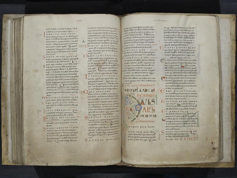 ARRAS, Bibliothèque municipale, 0435 (0559), vol. 3, f. 115v - 116r