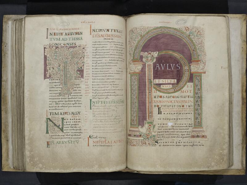 ARRAS, Bibliothèque municipale, 0435 (0559), vol. 3, f. 116v - 117r