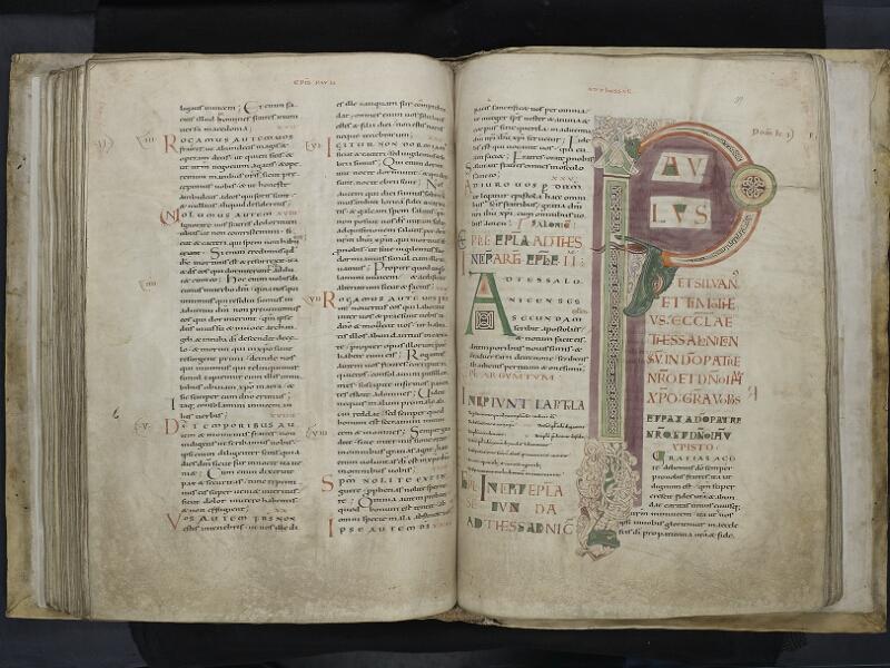 ARRAS, Bibliothèque municipale, 0435 (0559), vol. 3, f. 118v - 119r