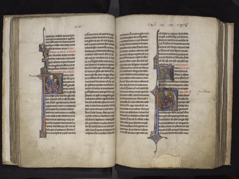 ARRAS, Bibliothèque municipale, 0440 (0789), f. 042v - 043r