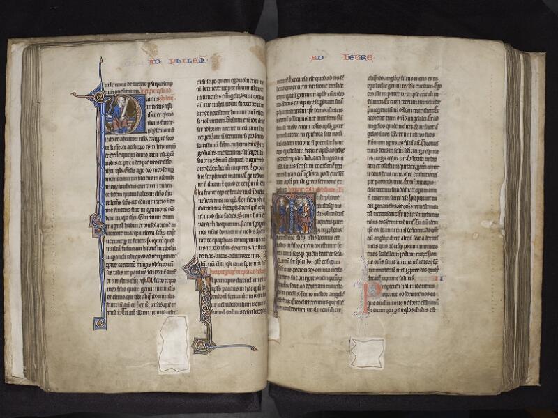 ARRAS, Bibliothèque municipale, 0440 (0789), f. 044v - 045r