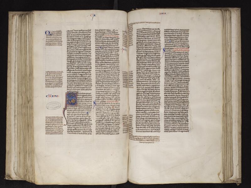 ARRAS, Bibliothèque municipale, 0444 (0791), f. 176v - 177r