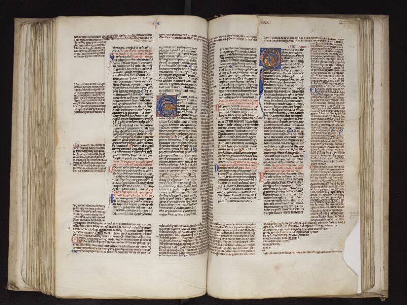ARRAS, Bibliothèque municipale, 0444 (0791), f. 185v - 186r