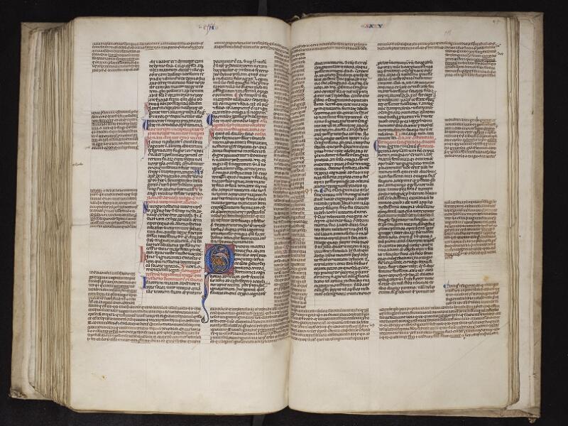 ARRAS, Bibliothèque municipale, 0444 (0791), f. 217v - 218r