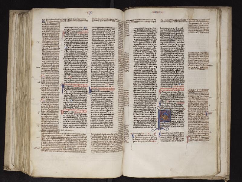 ARRAS, Bibliothèque municipale, 0444 (0791), f. 221v - 222r