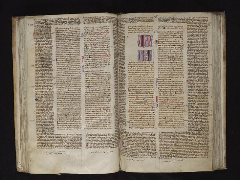 ARRAS, Bibliothèque municipale, 0472 (0809), f. 075v - 076r