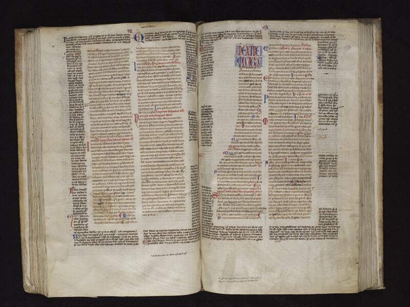 ARRAS, Bibliothèque municipale, 0472 (0809), f. 090v - 091r