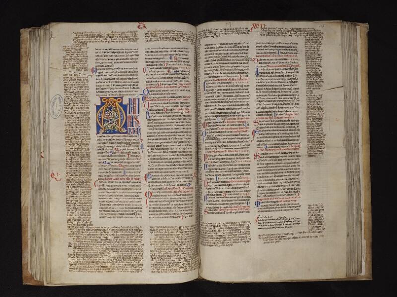 ARRAS, Bibliothèque municipale, 0493 (0585), f. 124v - 125r