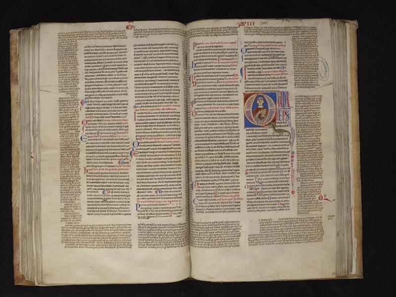 ARRAS, Bibliothèque municipale, 0493 (0585), f. 126v - 127r