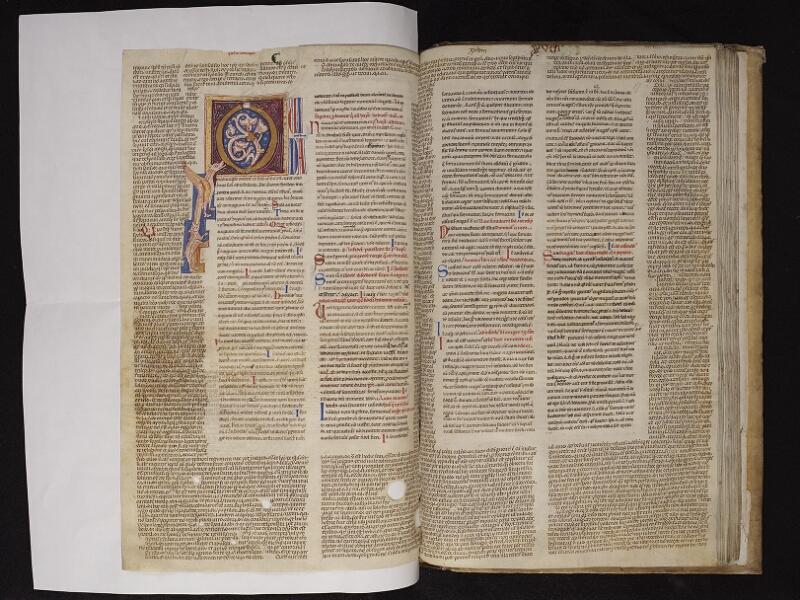 ARRAS, Bibliothèque municipale, 0493 (0585), f. 156v - 157r