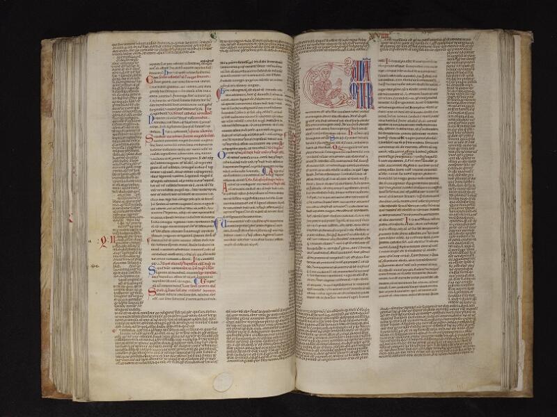 ARRAS, Bibliothèque municipale, 0493 (0585), f. 158v - 159r