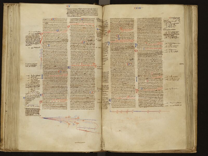 ARRAS, Bibliothèque municipale, 0500 (0592), f. 105v - 106r