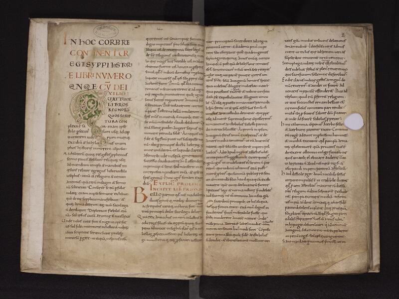 ARRAS, Bibliothèque municipale, 0519 (0826), f.  001v - 002r