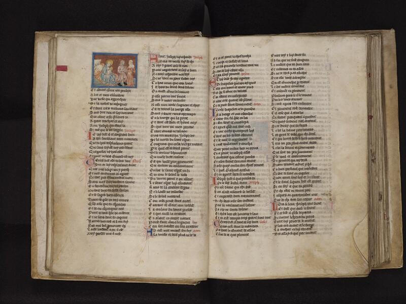ARRAS, Bibliothèque municipale, 0532 (0845), f. 014v - 015r