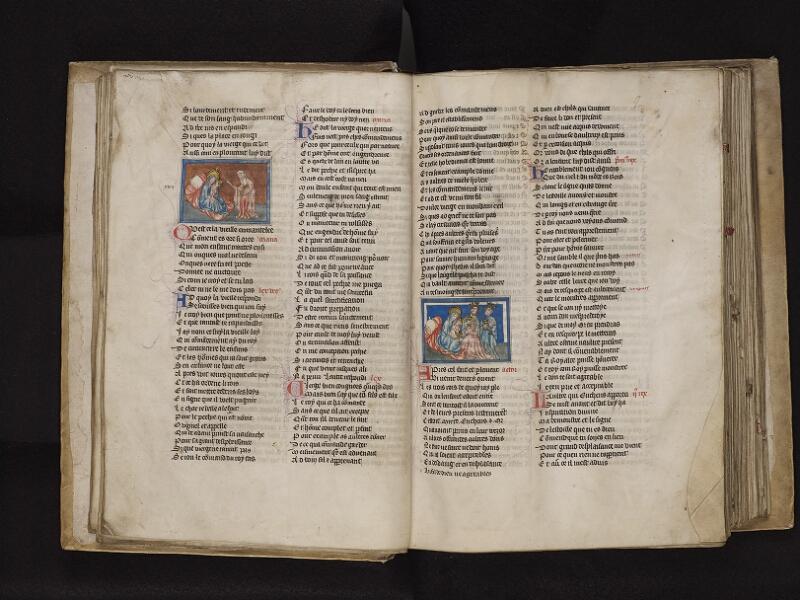 ARRAS, Bibliothèque municipale, 0532 (0845), f. 016v - 017r