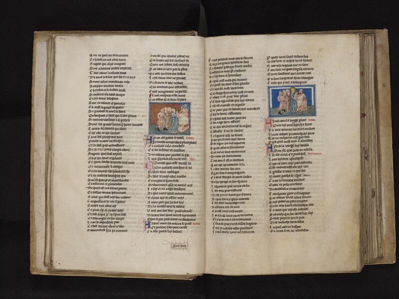 ARRAS, Bibliothèque municipale, 0532 (0845), f. 019v - 020r