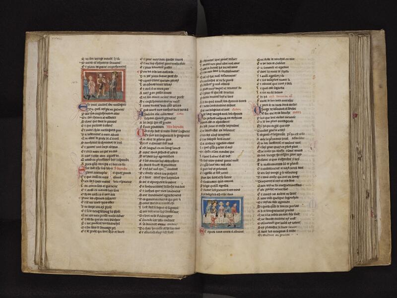 ARRAS, Bibliothèque municipale, 0532 (0845), f. 025v - 026r