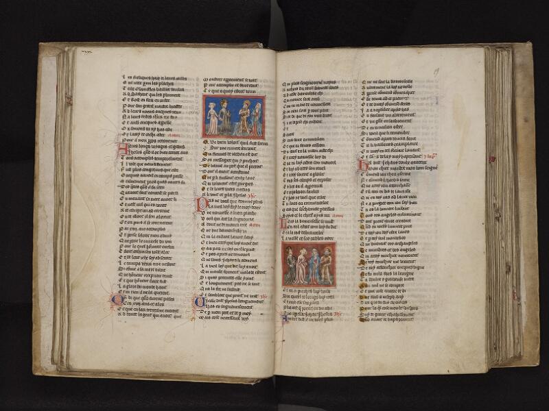 ARRAS, Bibliothèque municipale, 0532 (0845), f. 028v - 029r