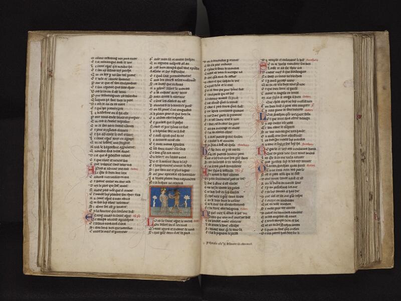 ARRAS, Bibliothèque municipale, 0532 (0845), f. 030v - 031r
