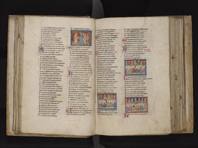 ARRAS, Bibliothèque municipale, 0532 (0845), f. 042v - 043r