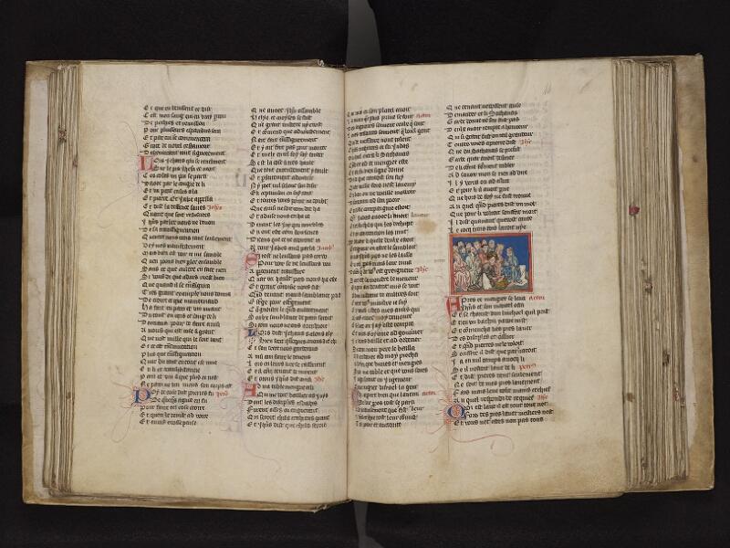 ARRAS, Bibliothèque municipale, 0532 (0845), f. 043v - 044r