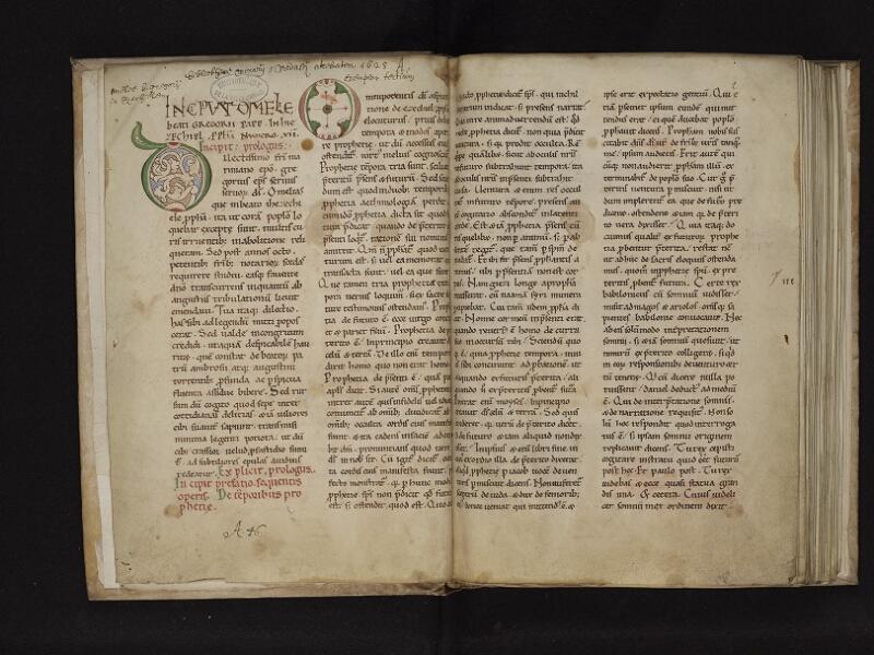 ARRAS, Bibliothèque municipale, 0552 (0629), f. 001v - 002r